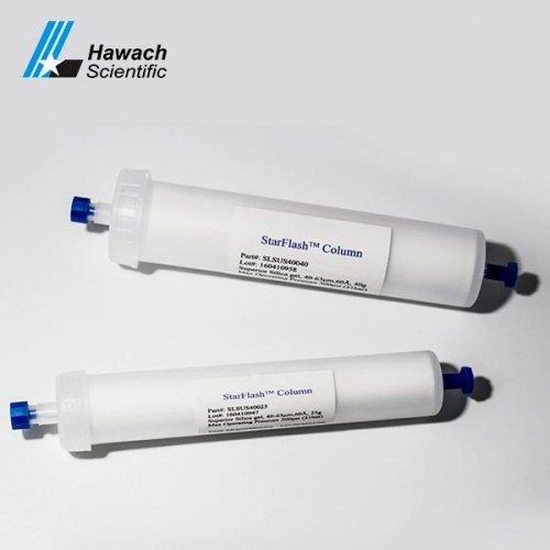 Chromatographic Silica Gel Flash Columns
