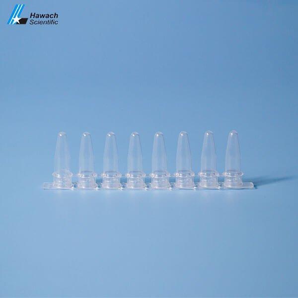 thin walled PCR tubes