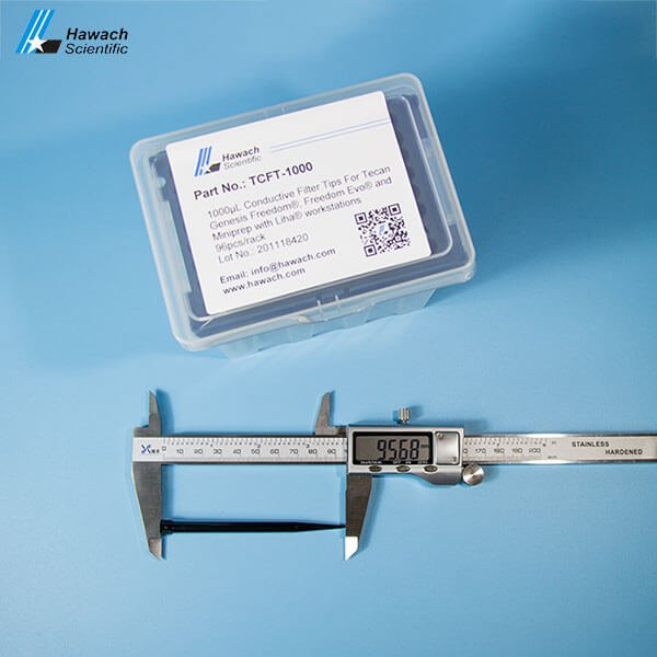 1000ul conductive filter automation pipette tips