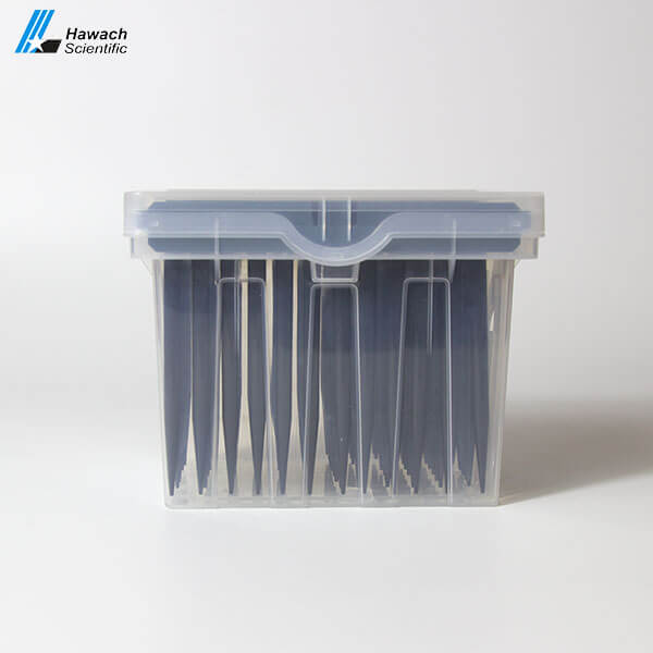 conductive filter tip